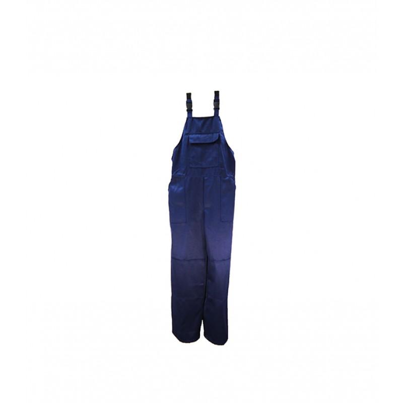 Полукомбинезон рабочий Мастер 56-58 рост 170-176 см цвет темно-синий