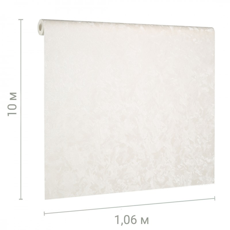 Обои виниловые на флизелиновой основе МИР Штукатурка 45-018-02 (1,06х10,05 м) (фото 3)