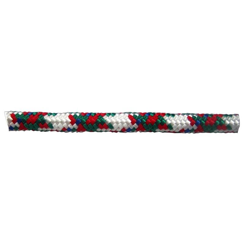 Шнур плетеный полипропиленовый 24 пряди d12 мм повышенной плотности