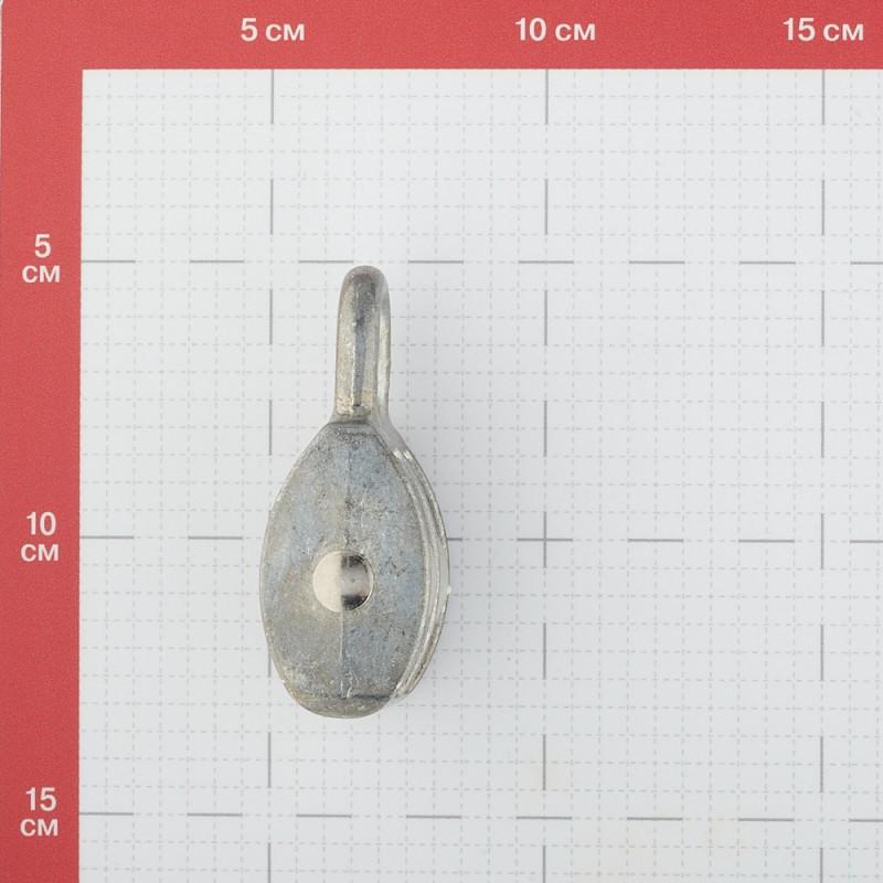 Блок для троса двойной d30 мм