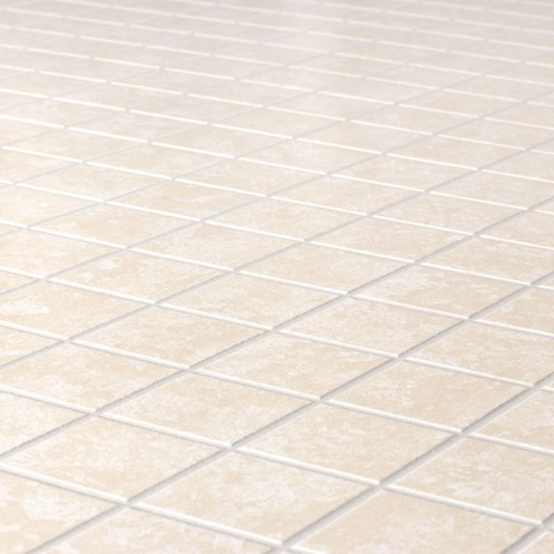 Панель МДФ песчанный мрамор плитка 5х5 влагостойкая 2440х1220х3 Стильныйдом