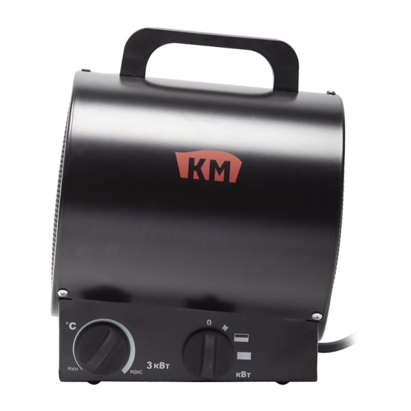 Пушка тепловая электрическая КМ HF3000B 3 кВт