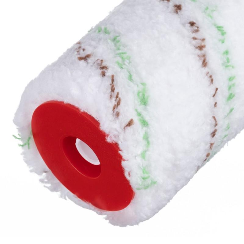 Валик Beorol Natur микрофибра 180 мм ворс 11 мм для красок лаков грунтов и антисептиков на водной основе