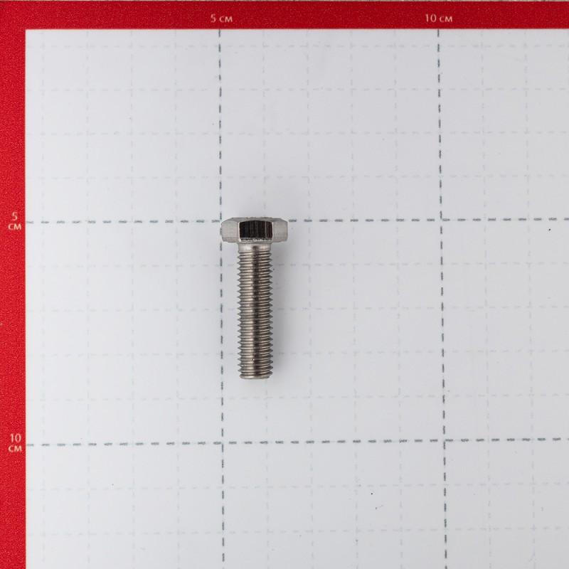 Болт нержавеющая сталь M8x30 мм DIN 933 (4 шт.) (фото 3)