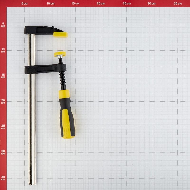 Струбцина столярная Stayer Professional (32095-050-250) F-тип 250x50 мм (фото 3)