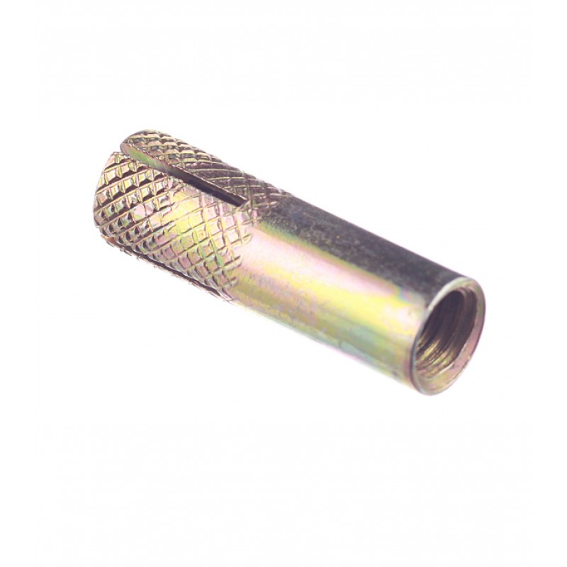 Анкер забивной для бетона 6х25 мм стальной (6 шт.)