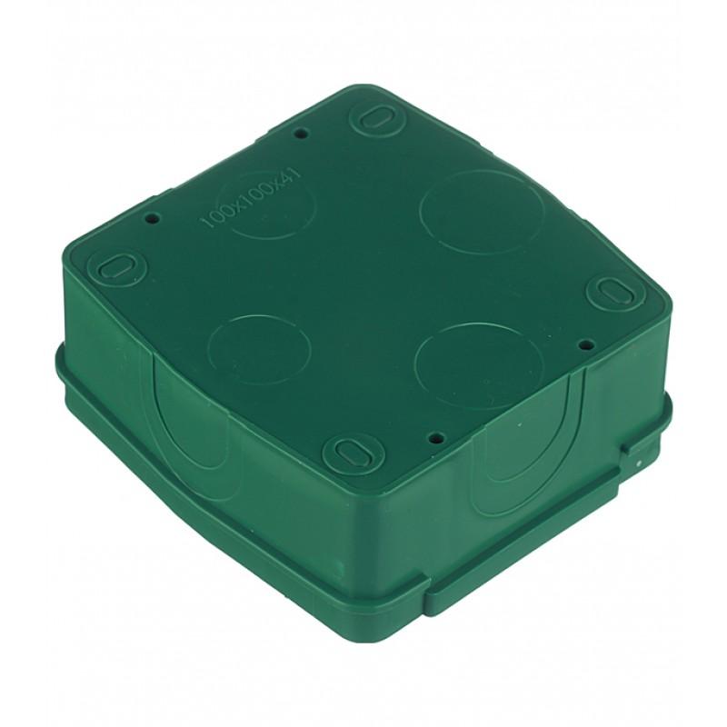 Коробка монтажная для силовых розеток Schneider Electric Blanca скрытая установка IP40