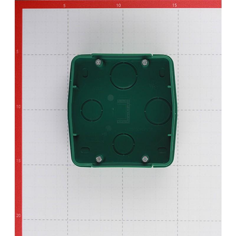 Коробка монтажная для силовых розеток Schneider Electric Blanca скрытая установка IP40 (фото 3)
