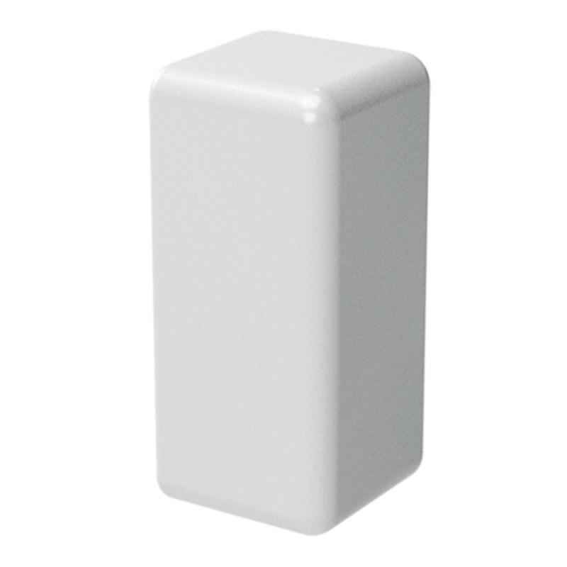Заглушка торцевая для кабель-канала DKC (00579) 40х17 мм белая