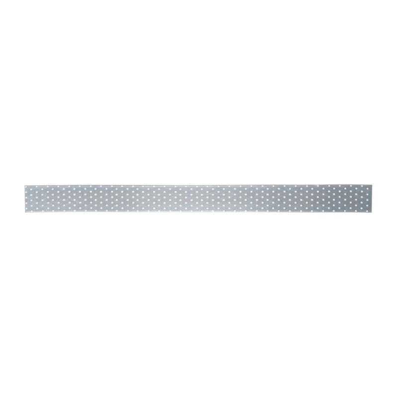 Пластина соединительная оцинкованная 1250х100х2.0 мм