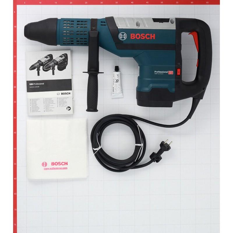 Перфоратор электрический Bosch GBH 12-52 D (0611266100) 1700 Вт 19 Дж SDS-max (фото 4)