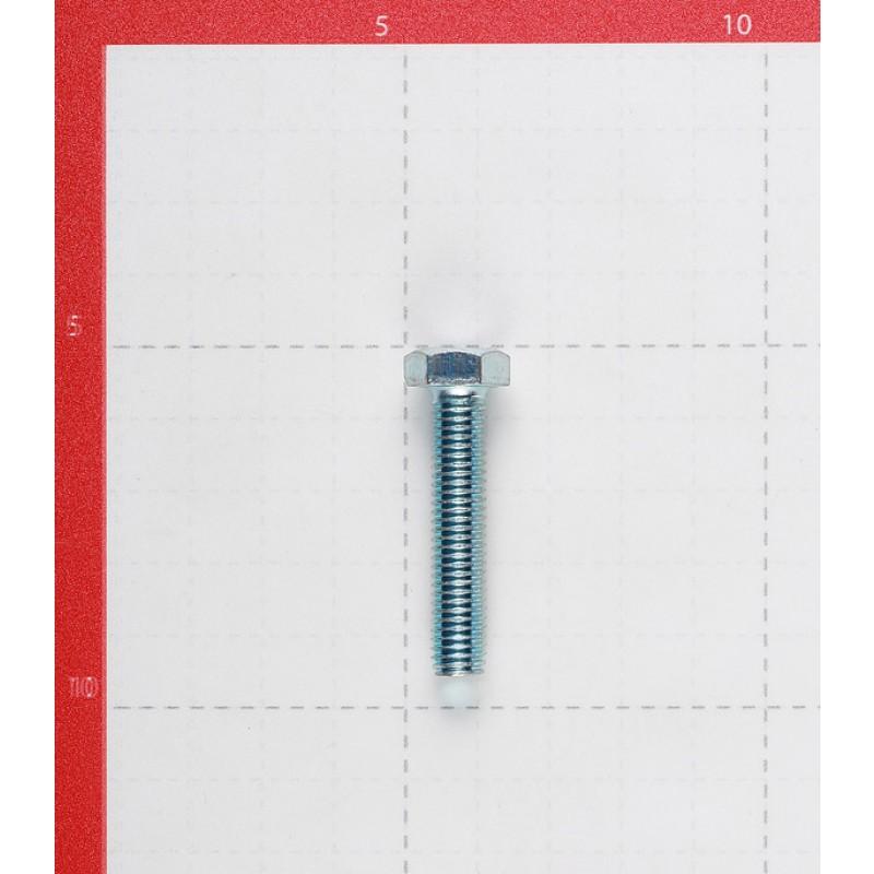 Болт оцинкованный M8x40 мм DIN 933 (3 шт.)