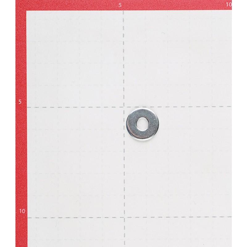 Шайба кузовная оцинкованная 5x15 мм DIN 9021 (250 шт.) (фото 2)