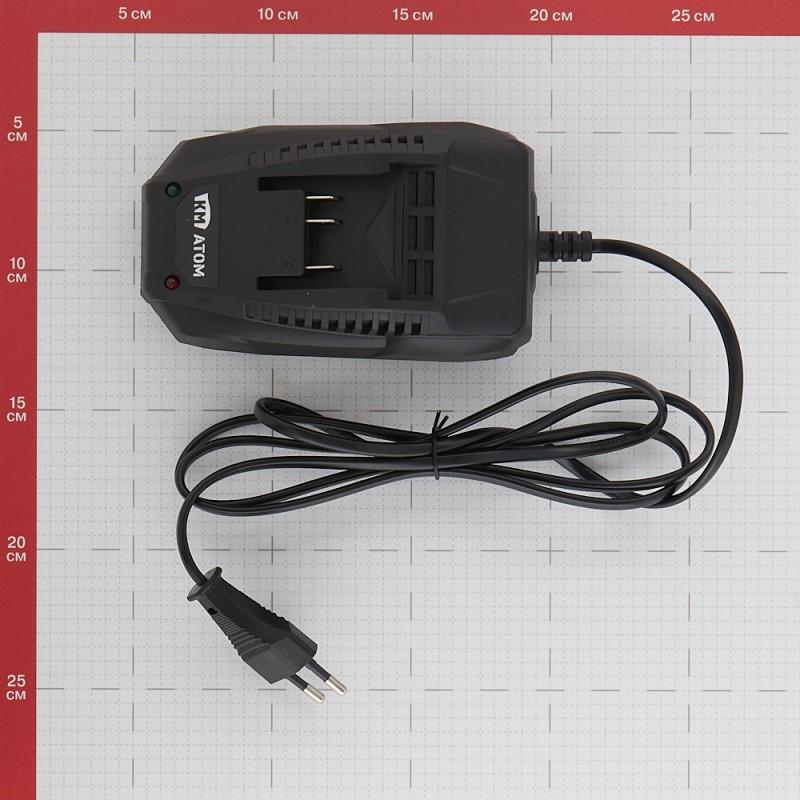 Зарядное устройство КМ АТОМ (BC-18/1) 18В Li-Ion (фото 2)