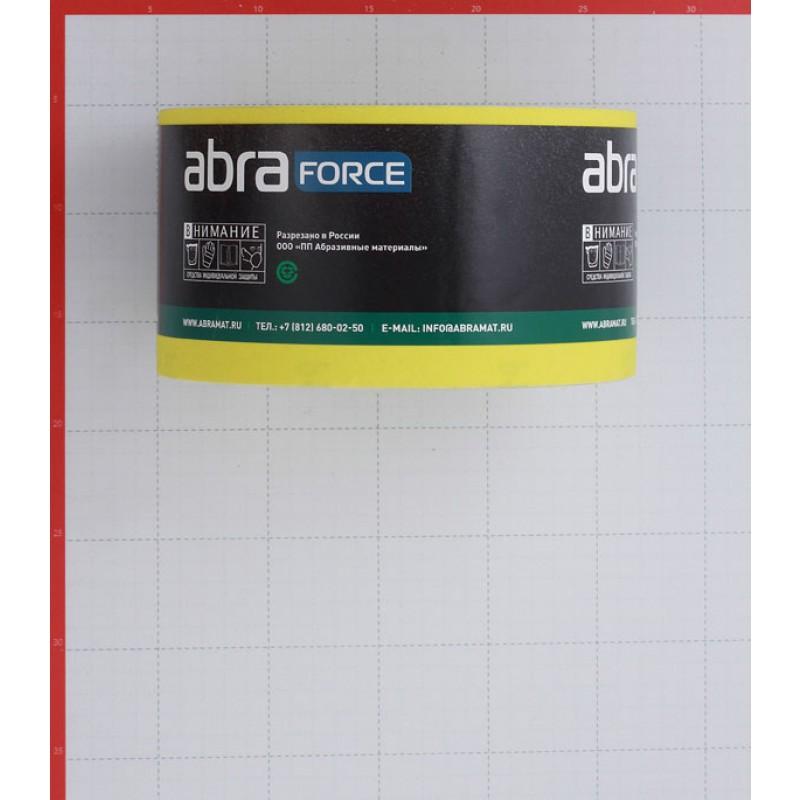 Наждачная бумага Abraforce Р100 115 мм 50 м