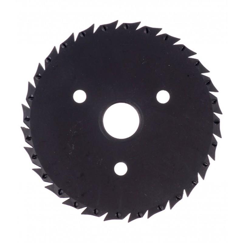 Диск пильный универсальный для УШМ Rotarex 125х22,2x мм 28 зубьев (фото 3)