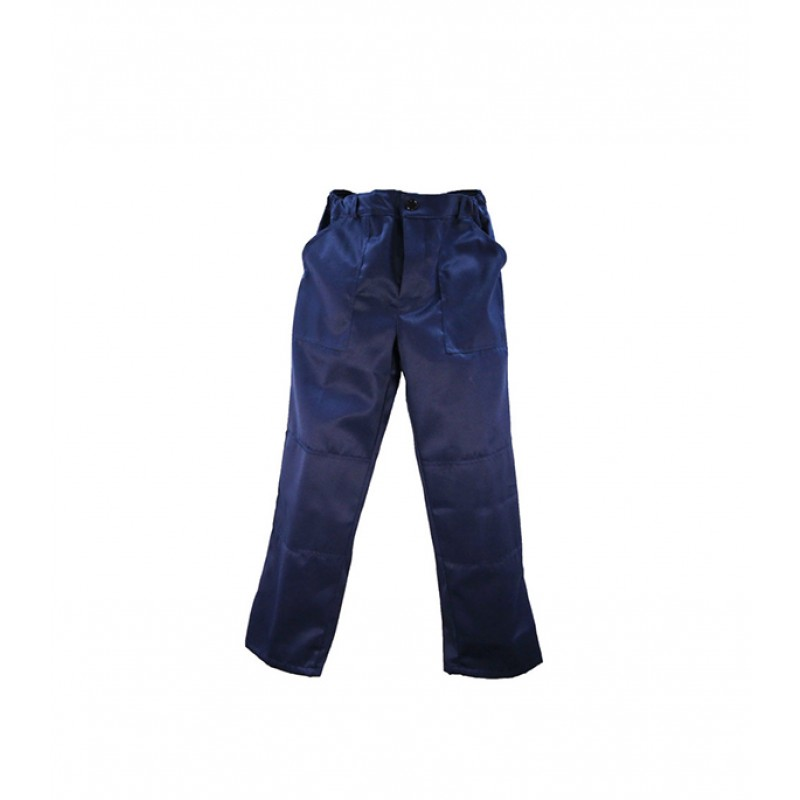 Брюки рабочие Мастер 60-62 рост 170-176 см цвет темно-синий