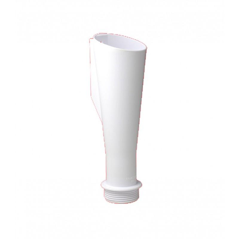 Воронка McAlpine d60 мм пластиковая круглая для внутренней канализации