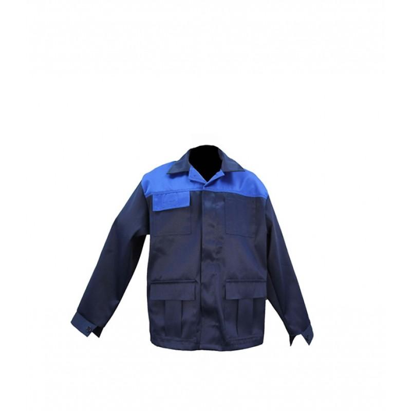 Куртка рабочая Мастер 52-54 рост 170-176 см цвет темно-синий
