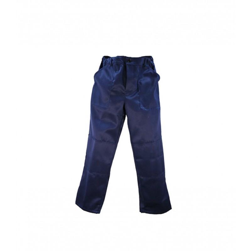 Брюки рабочие Мастер 56-58 рост 170-176 см цвет темно-синий