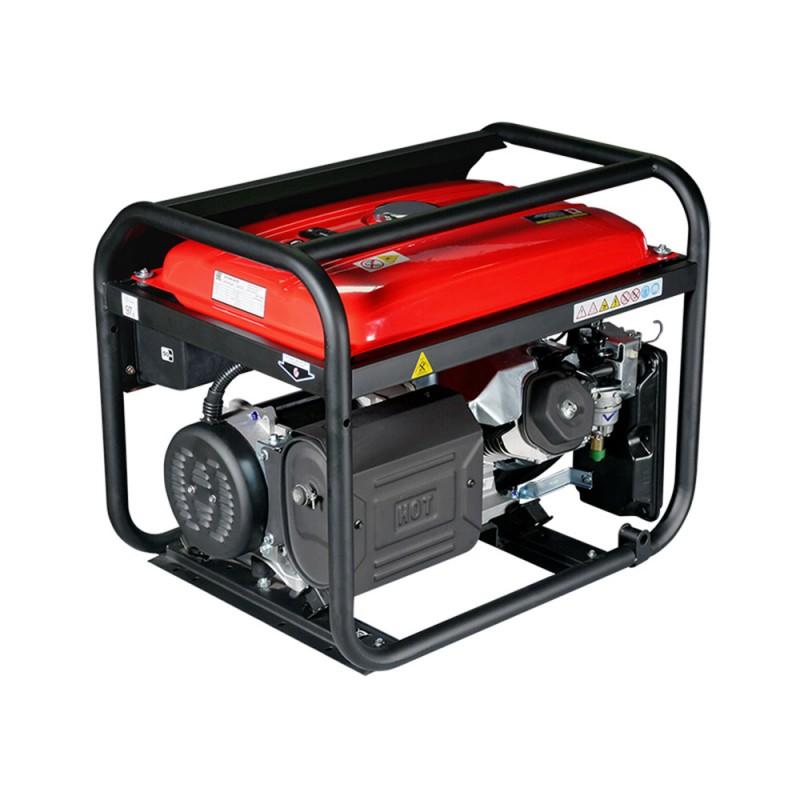 Генератор бензиновый Fubag BS6600 6,0 кВт (фото 2)