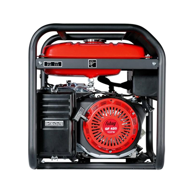 Генератор бензиновый Fubag BS6600 6,0 кВт (фото 3)