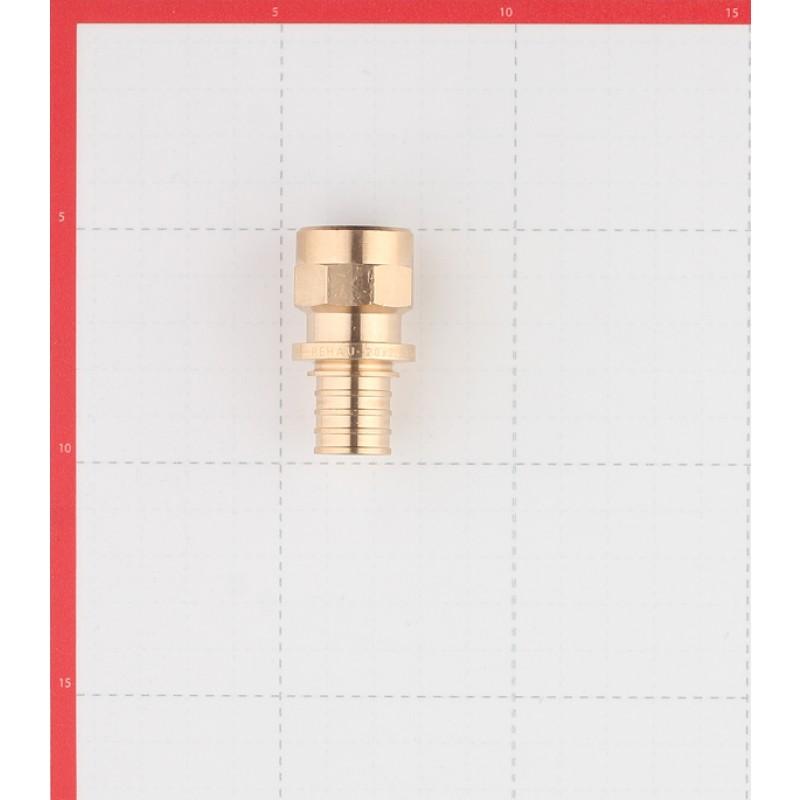 Соединитель прямой RX Rehau (14563281001) 20 мм х 1/2 ВР(г)
