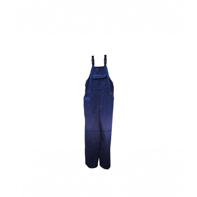 Полукомбинезон рабочий Мастер 52-54 рост 182-188 см цвет темно-синий