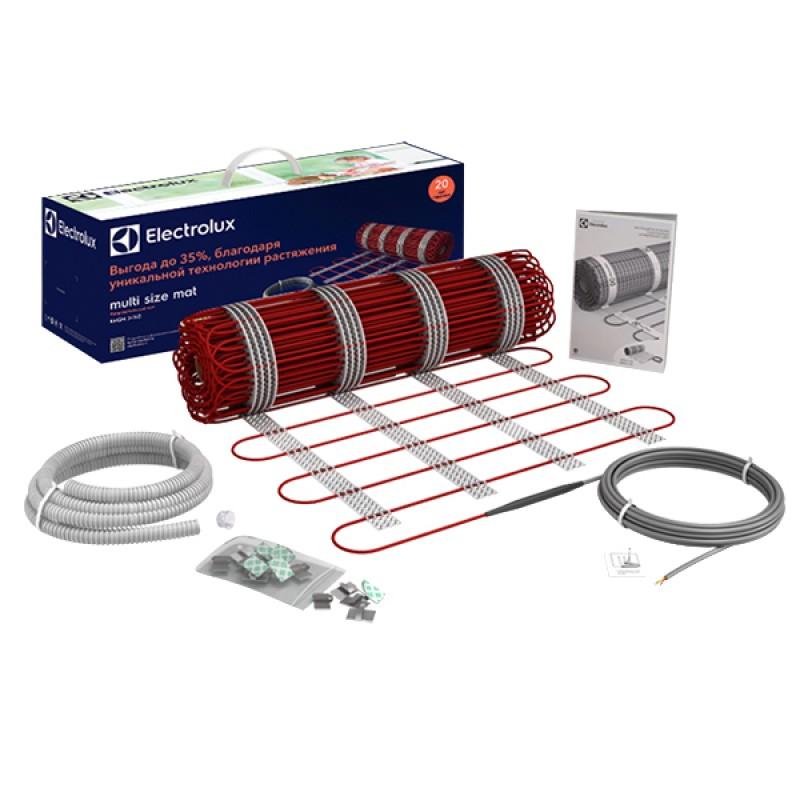 Теплый пол нагревательный мат Electrolux Multi Size Mat 2 кв.м 150 (300) Вт 4 м