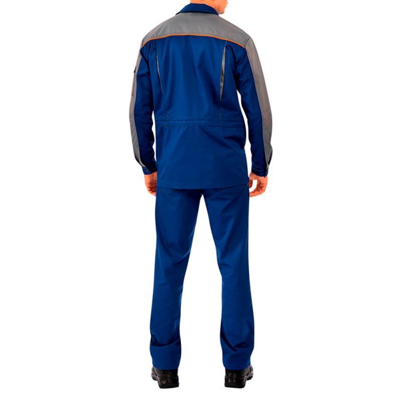 Костюм рабочий Спец-1 44-46 рост 170-176 см цвет темно-синий/серый
