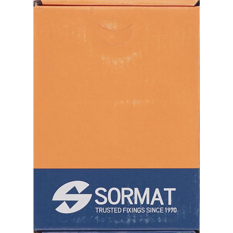 Дюбель для листовых материалов Sormat KLA M 4.5x35 мм сталь (100 шт.) (фото 3)