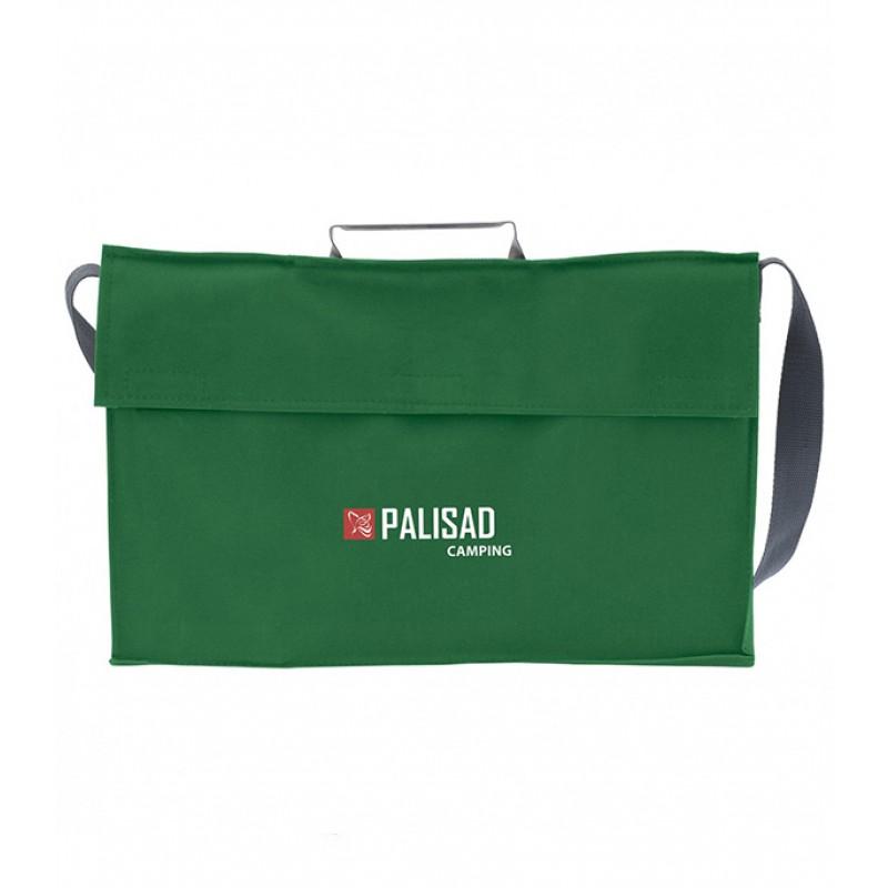 Мангал переносной PALISAD Camping в сумке с шампурами 41х28х12,5 см