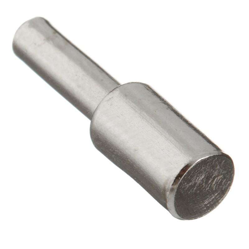 Полкодержатель граната d5 мм никель (12 шт.)