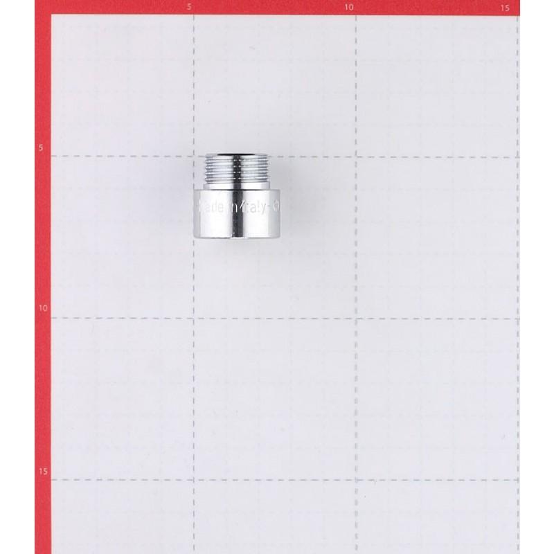 Удлинитель Stout (SFT-0002-001215) 15 мм х 1/2 ВР(г) х 1/2 НР(ш) латунный