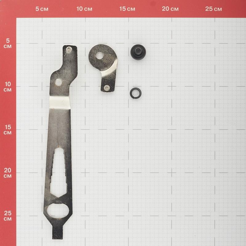 Ключ для УШМ Практика (777-017) 15-52 мм регулируемый 4 в 1 (фото 3)
