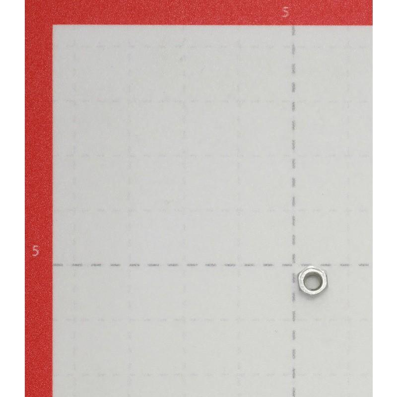 Гайка шестигранная оцинкованная M3 DIN 934 (30 шт.)