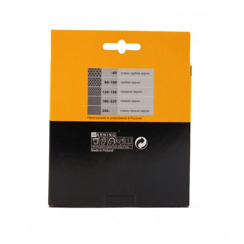 Диск шлифовальный Mirka Abranet d150 мм P150 на липучку сетчатая основа (5 шт.) (фото 3)