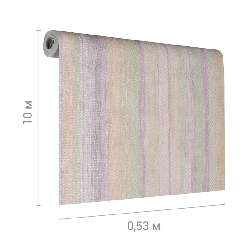Обои бумажные Саратовские обои LiteColor Д-447-04 (0,53х10 м) (фото 3)
