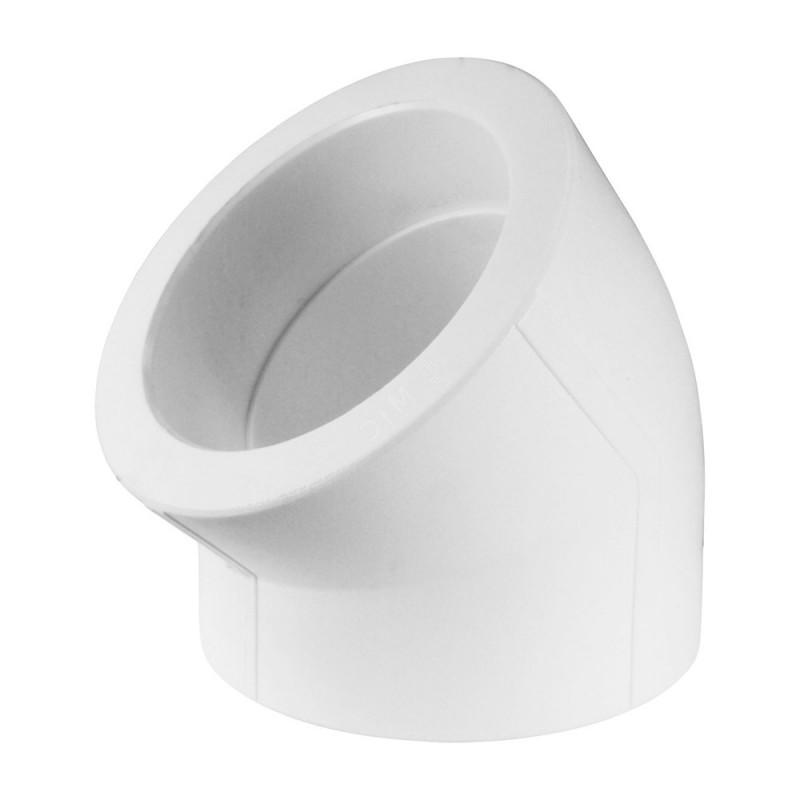 Угол полипропиленовый 25 мм 45°