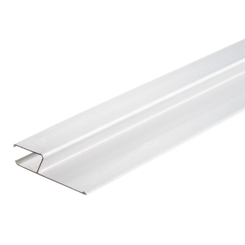 Правило алюминиевое 1 м h-образное