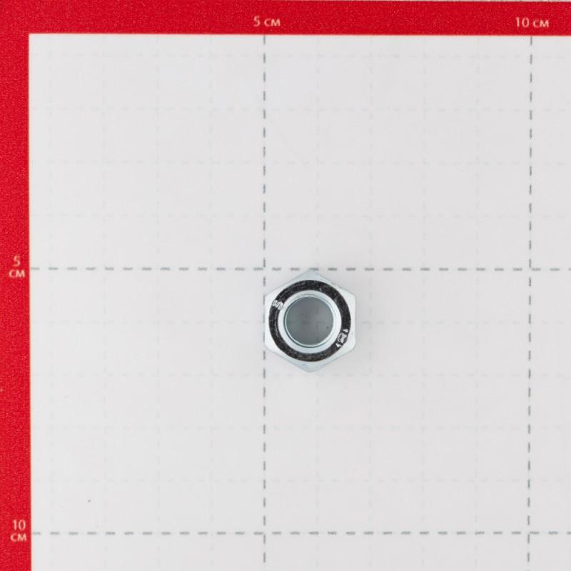 Гайка оцинкованная M10 DIN 934 (2 кг) (фото 2)