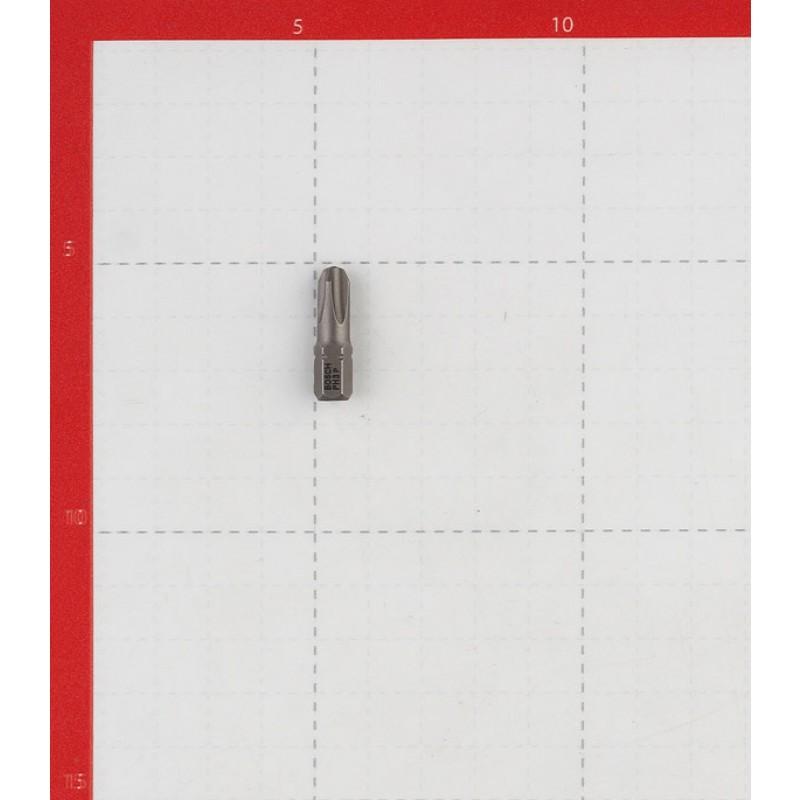 Набор бит Bosch (2607001752) PH1/ PH2/ PH3 25 мм (3 шт.)