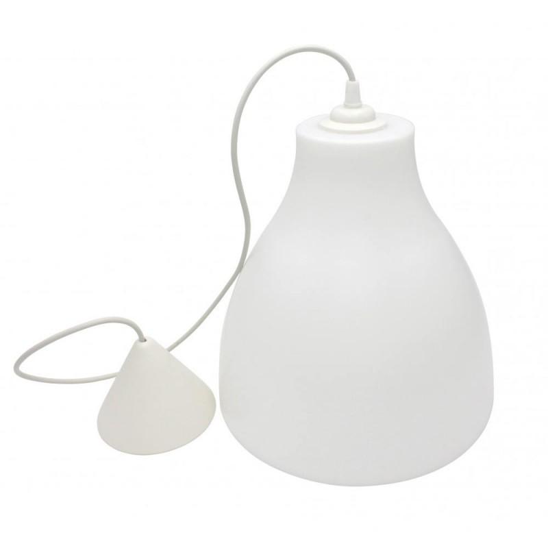 Светильник подвесной SVET Melodi (SV0121-0008) E27 60 Вт 220 В белый IP20 d280х260 мм