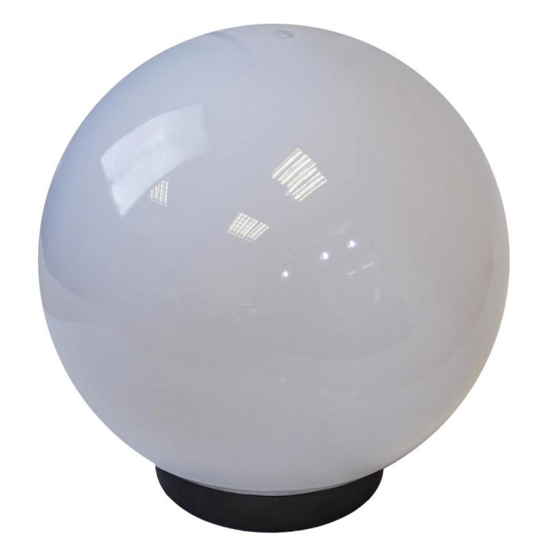 Светильник садово-парковый SVET Анелма (SV0118-0006) E27 100 Вт белый круглый IP44 d350х370 мм
