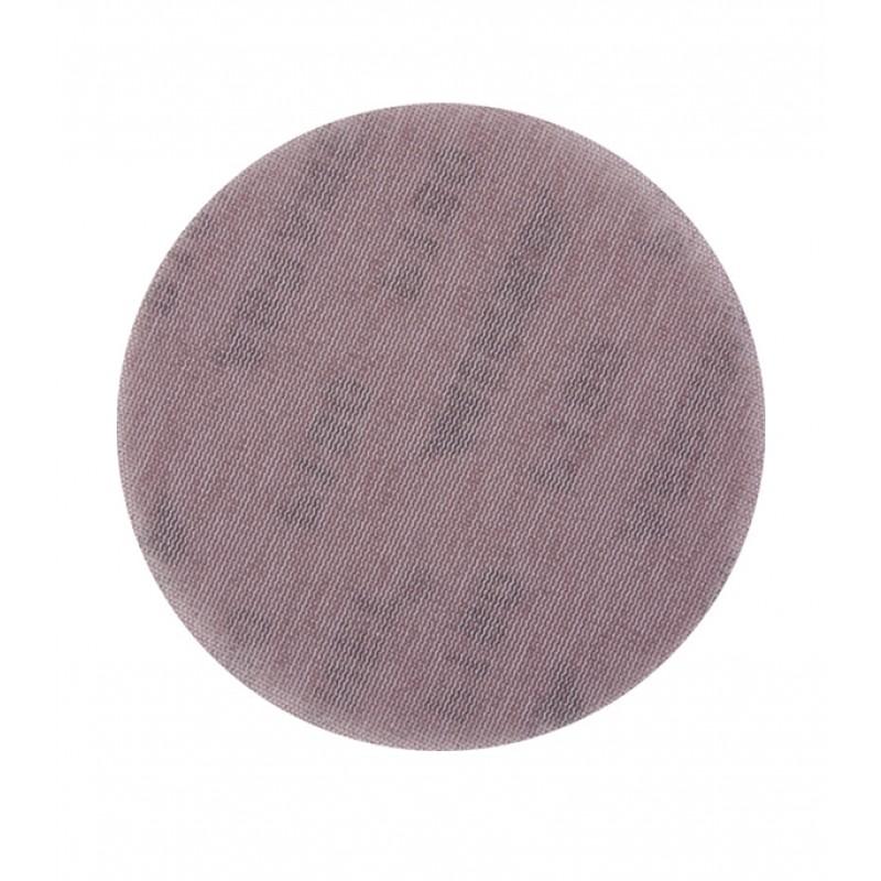 Диск шлифовальный Mirka Abranet d150 мм P180 на липучку сетчатая основа (5 шт.)