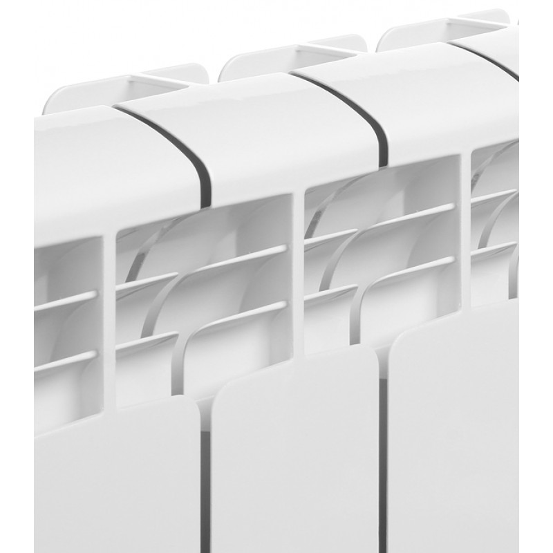 Радиатор алюминиевый Rifar Alum 500 мм 8 секций 1