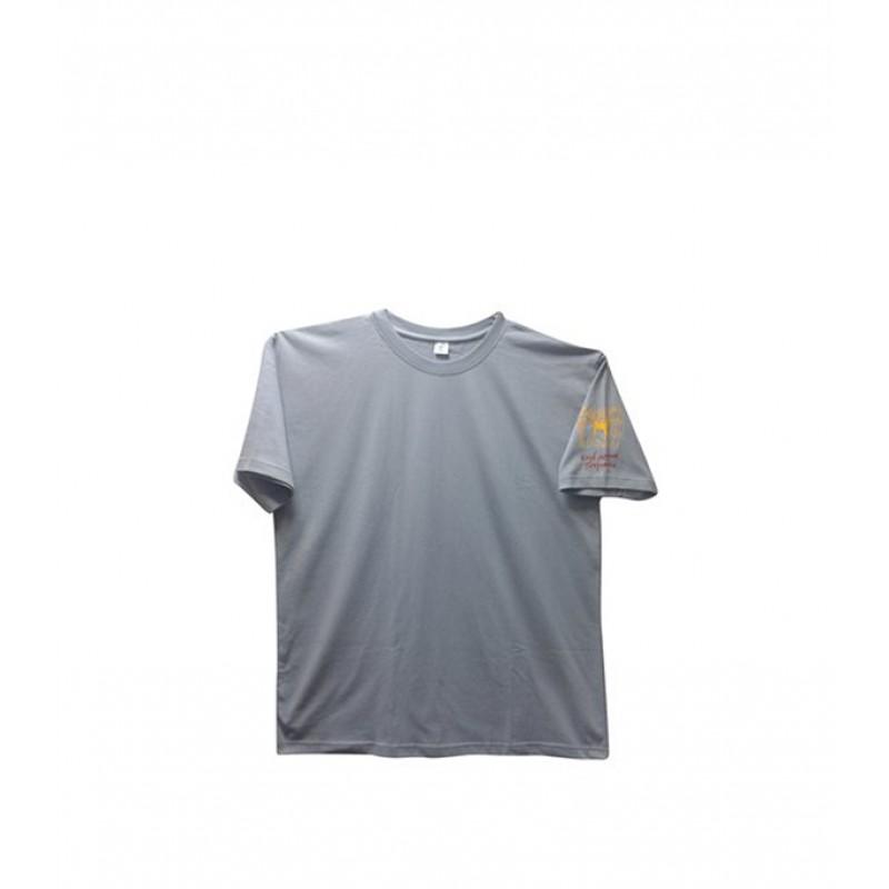 Футболка хлопок 44-46 цвет серый