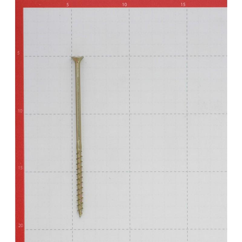 Саморезы по дереву 6.0x140 мм потайная головка конструкционный Heco (50 шт.)