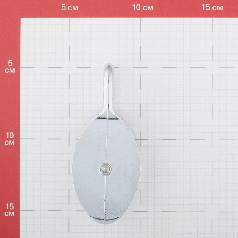 Блок для троса одинарный d50 мм