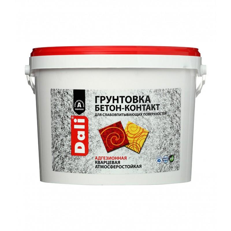 Грунт бетоноконтакт Dali 12 кг